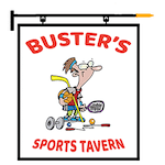 Buster's Sports Tavern Logo